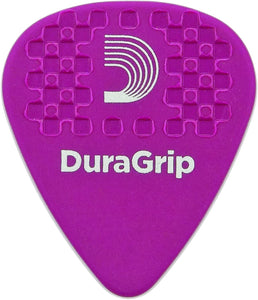 D'Addario DuraGrip Guitar Picks, Heavy