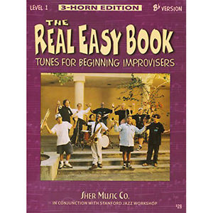 The Real Easy Book - Vol. 1 3-Horn Edition Bb