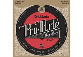 D'Addario EJ45 Classical Guitar Strings - Normal Tension