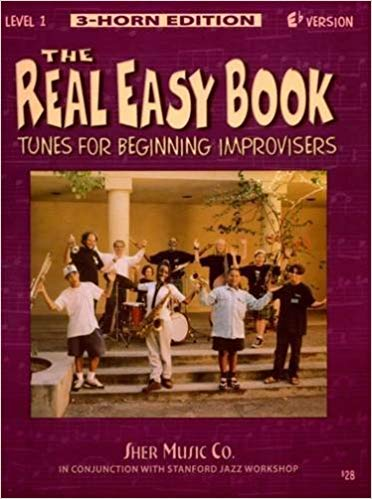The Real Easy Book - Vol. 1 3-Horn Edition Eb