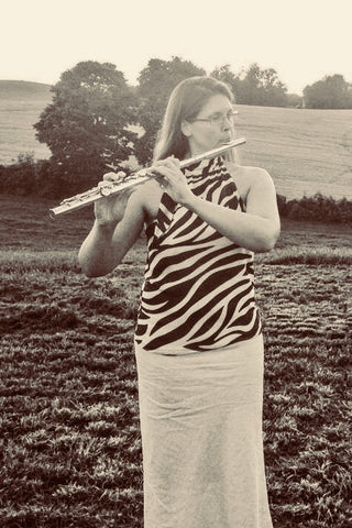 Flute and Voice Lessons with Andrea