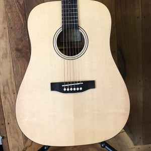 Austin AA25-DS Dreadnought Acoustic Guitar Satin Natural