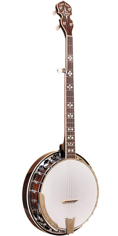 Gold Tone Bluegrass Banjo with Flange and Bag BG-150F: