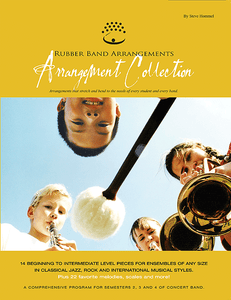 Rubber Band Arrangements Arrangement Collection - Clarinet