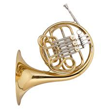Rental Student Single French Horn