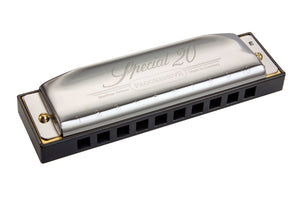 Hohner 560 Special 20 Harmonica with Country Tuning  C