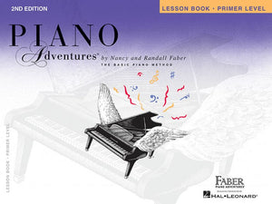 Piano Adventures® Primer Level Lesson Book