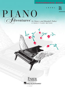 Piano Adventures® Level 3A Performance Book