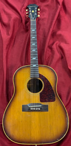 1964 Epiphone Texan FT-79 Vintage Dreadnought Acoustic Guitar