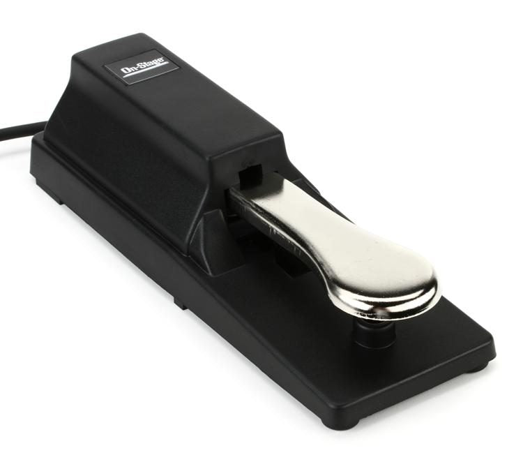 On-Stage Stands KSP100 Keyboard Sustain Pedal