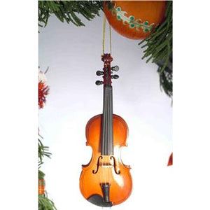 Violin Ornament
