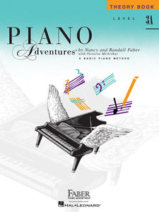 Piano Adventures® Level 3A Theory Book