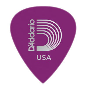 D'Addario Duralin Precision Guitar Picks, Heavy