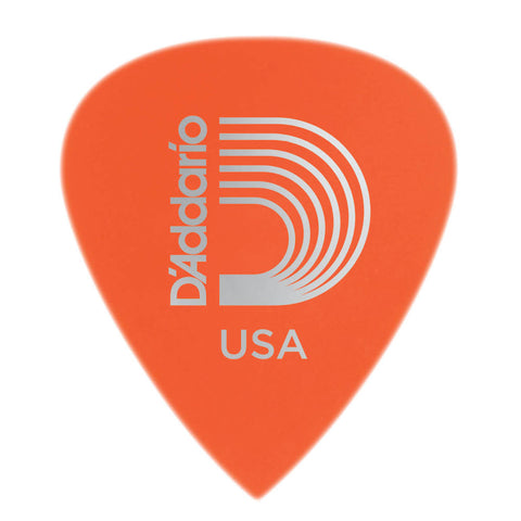 D'Addario Duralin Precision Guitar Picks, Light