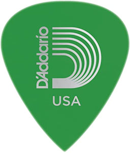 D'Addario Duralin Precision Guitar Picks, Medium