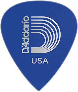 D'Addario Duralin Precision Guitar Picks, Medium/Heavy