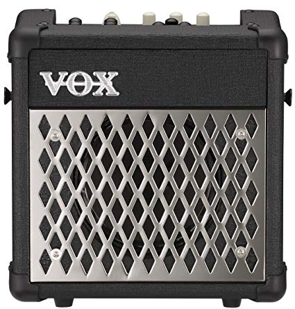 "Vox Mini5 Rhythm 5-watt 1x6.5"" Portable Amp with On-board Rhythm"