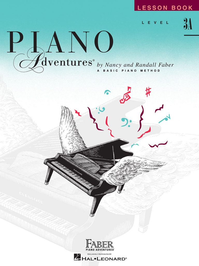 Piano Adventures® Level 3A Lesson Book