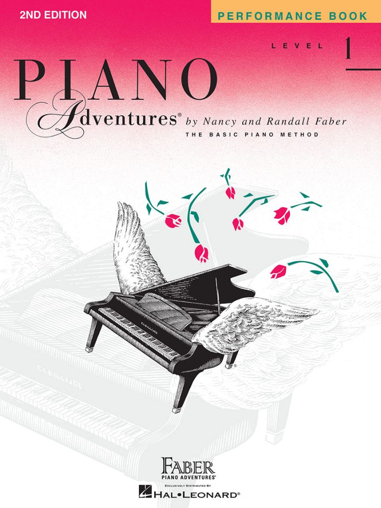 Piano Adventures® Level 1 Performance Book 2nd Edition