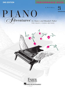 Piano Adventures® Level 2A Performance Book 2nd Edition