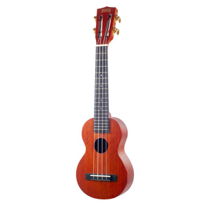 Mahalo MJ1CSVNA - Soprano Ukulele Body with Concert Scale Neck - Vintage Natural
