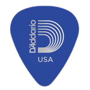 D'Addario Duralin Guitar Picks, Medium/Heavy