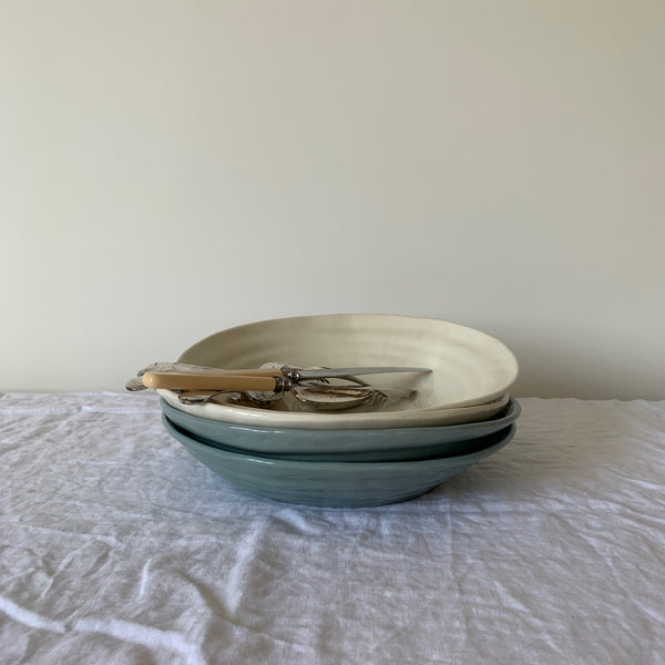 Factory Ceramics Pasta Bowl