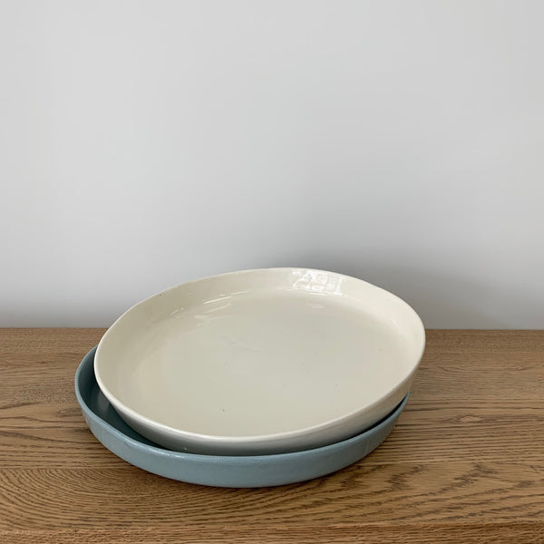 Factory Ceramics Small Platter