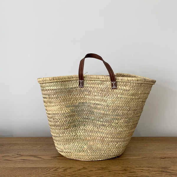 Medium Size French Market Basket