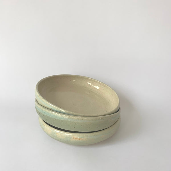 Galit Maxwell Nature Low Bowl. Handmade and hand thrown by Galit in her Wellington pottery studio