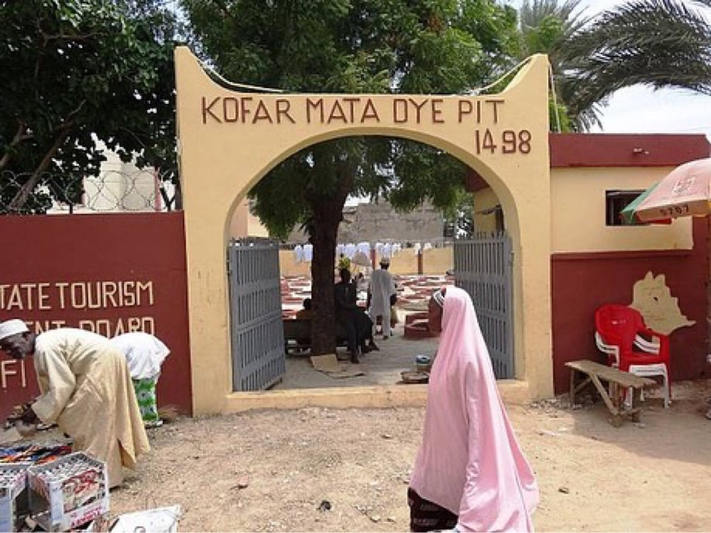 The Dying Dye Pits of Kofar Mata