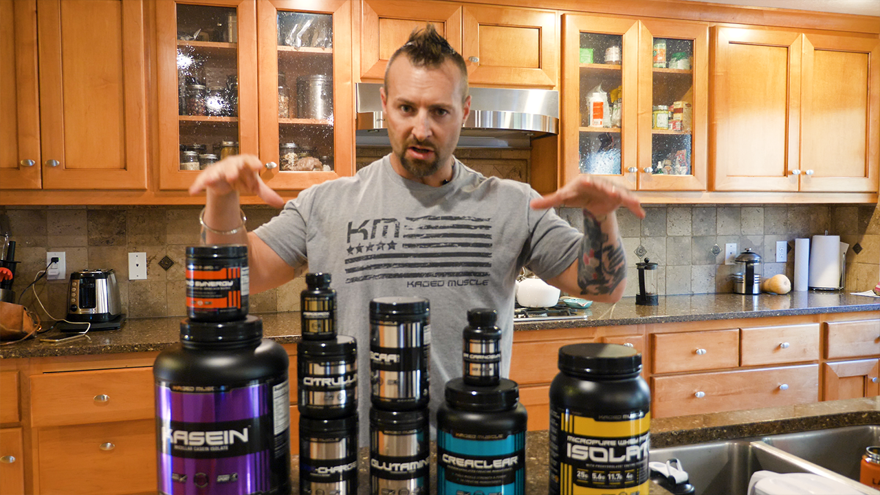 What Supplements You Should Take on Non Training Days