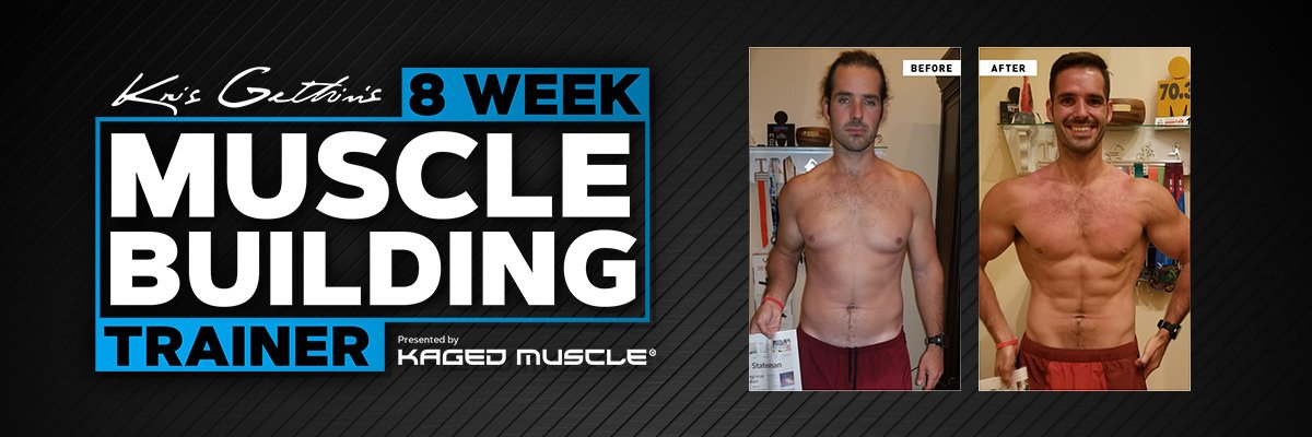 TRANSFORMATION FEATURE: MIKE OLSEN