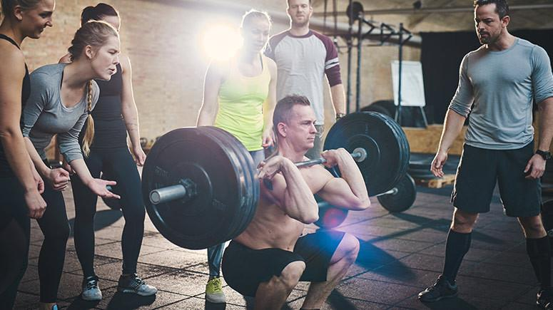 5 CrossFit Moves For A Better Physique