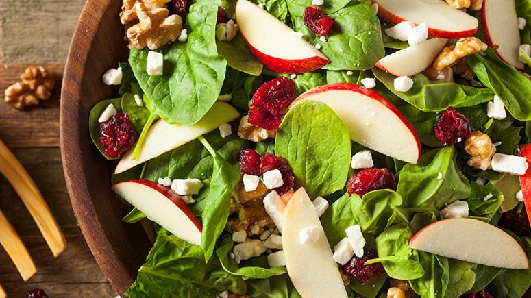 5 Salads That Burn Fat and Nourish Your Body