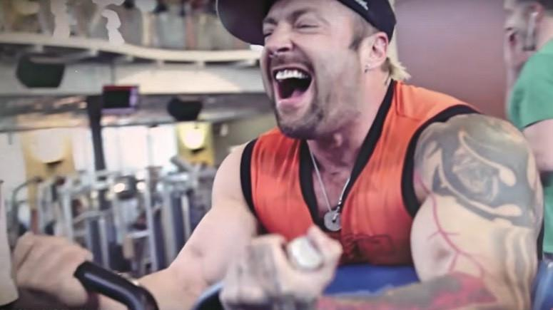 Arm Builder Super Dropset from Kris Gethin