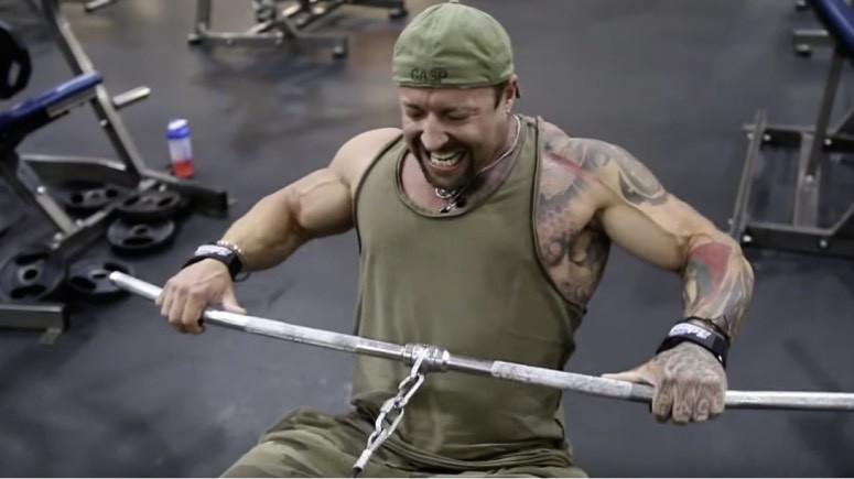 Instinctive Back Training with Kris Gethin