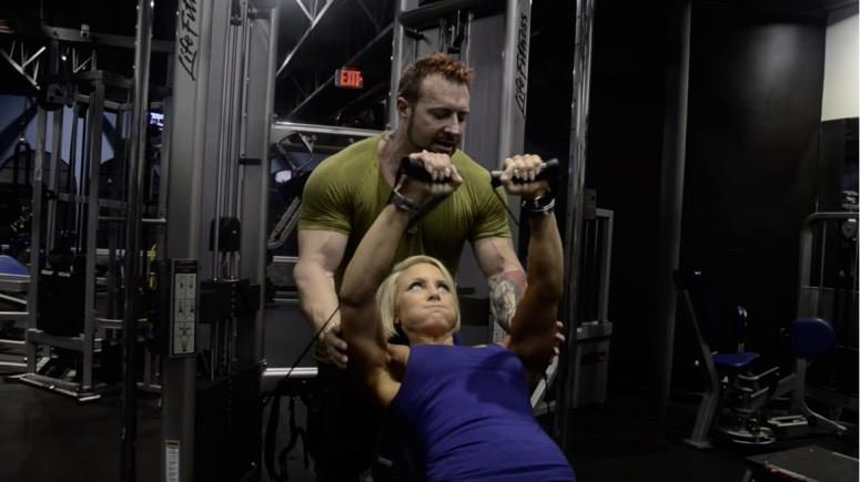 CHEST WORKOUT WITH ASHLEY NORDMAN