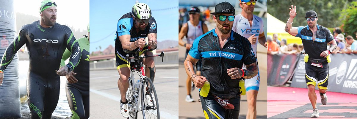 Kris Gethin's Triathlon Nutrition and Supplement Protocols