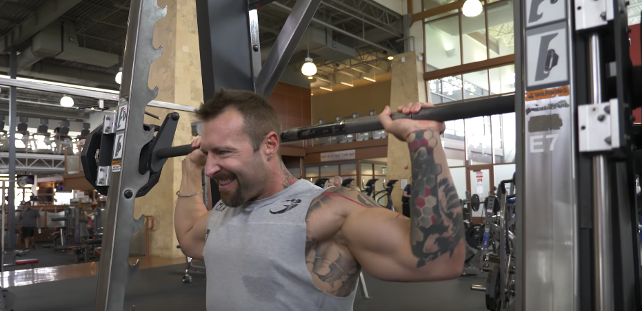 Effective Shoulder Exercises For Growth