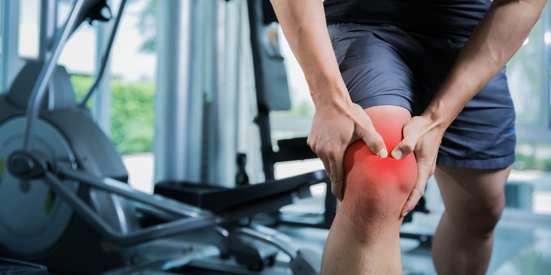 The Most Common Gym Injuries – Prevented