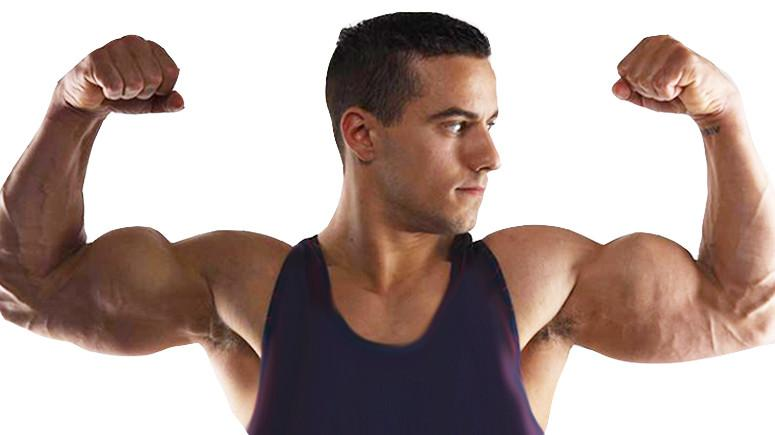 4 Secrets for Building Sleeve-Busting Biceps