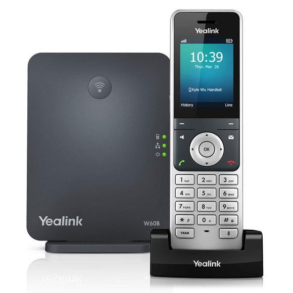 W60P Premium Wireless DECT IP Telephone Media 1 of 1