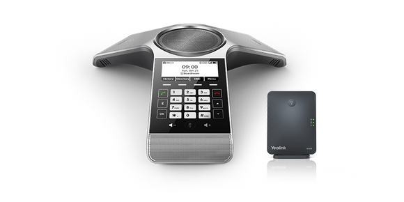 CP930W Base Wireless Dect HD IP Conference Phone