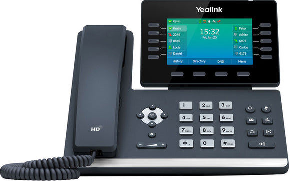 SIP-T54W Prime IP Business Telephone