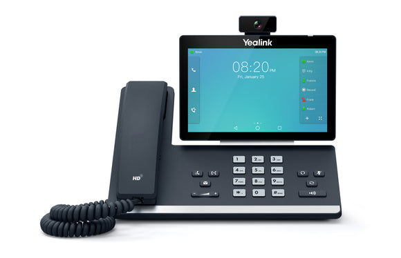 SIP-T58A Smart IP Business Telephone with Camera