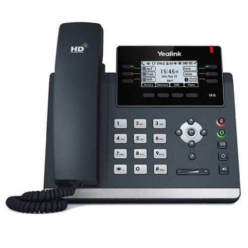 SIP-T41S IP Business Telephone