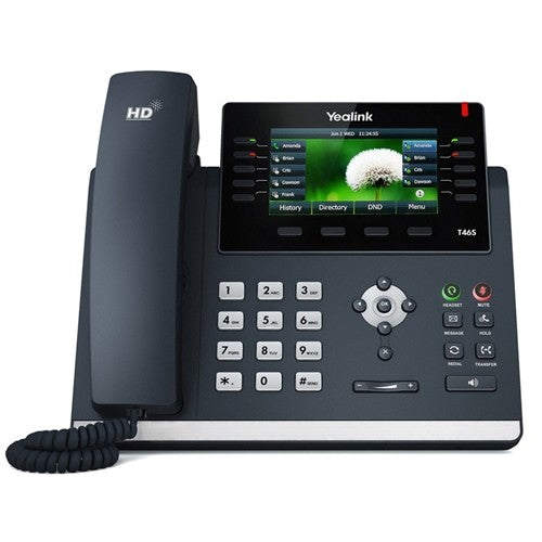SIP-T46S IP Business Telephone