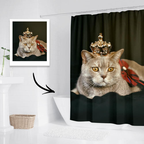 Custom Shower Curtain Gift For Family Bathroom Decor