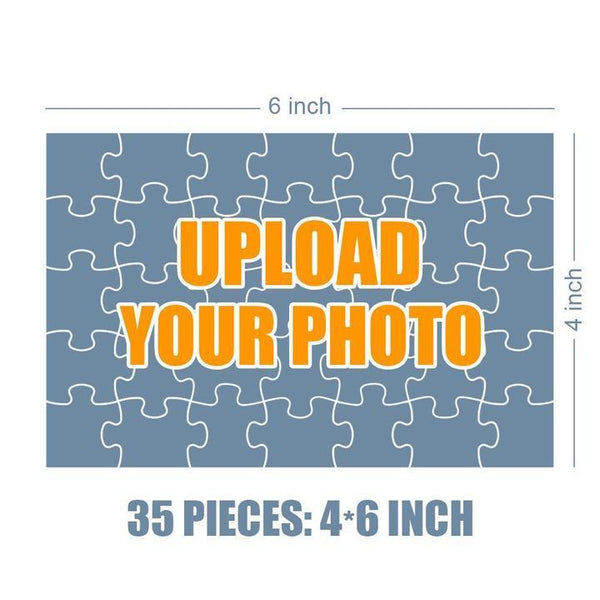 Personalised Photo Jigsaw Puzzle Best Gifts- 35-1000 pieces
